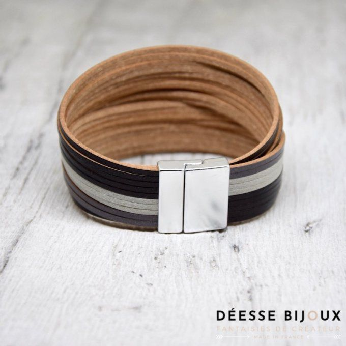 Bracelet Cuir Boston