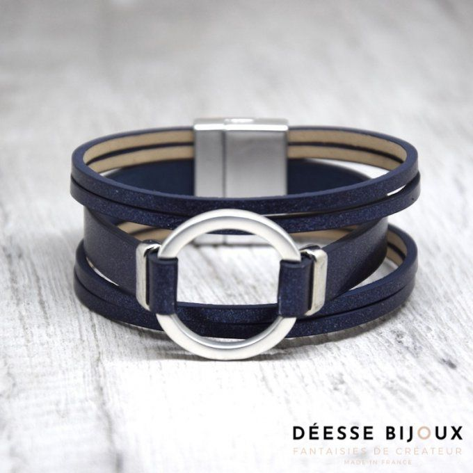Bracelet Cuir Fort Worth